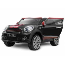 Voiture électrique pour enfant Mini Cooper S 12V noire
