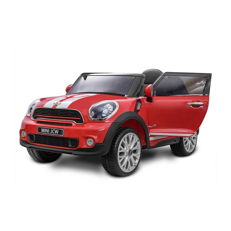 voiture lectrique pour enfant mini cooper paceman12 v rouge. Black Bedroom Furniture Sets. Home Design Ideas