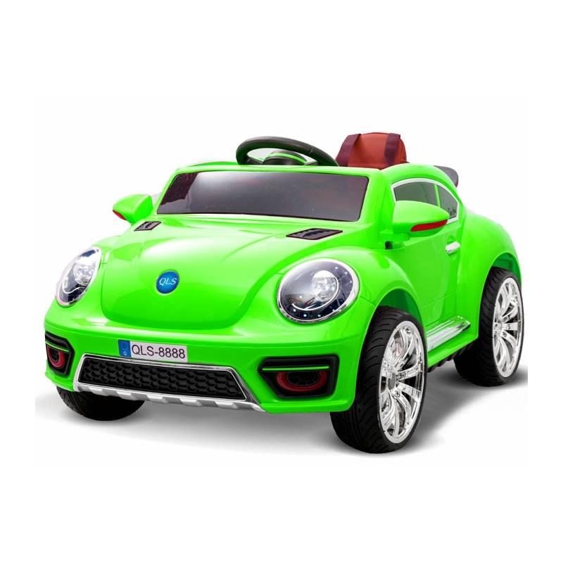 voiture lectrique new beetle vert voiture 12v pour enfant. Black Bedroom Furniture Sets. Home Design Ideas