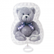 coussin musical my Little Bear