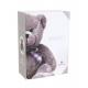 Coffret boite à souvenirs et journal de naissance my Little Bear