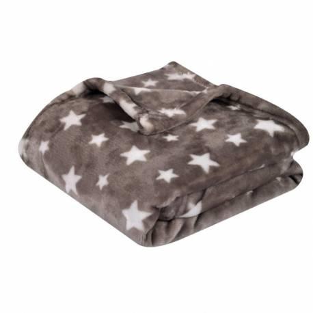 Couverture pour bébé Microdoux étoile