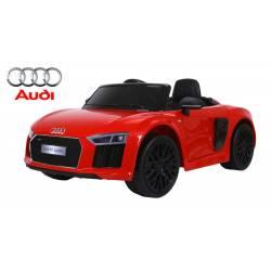 Voiture électrique pour enfant Audi R8 Spyder rouge