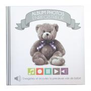 Album photo enregistreur my Little Bear