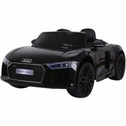 Voiture électrique pour enfant Audi R8 small noire