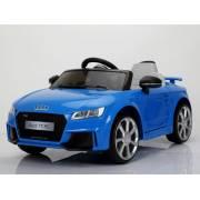 Voiture électrique pour enfant Audi TT RS bleu