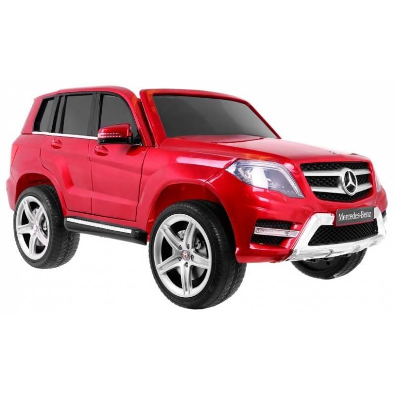 Benz Rouge 350 Mercedes Peinture Pour Électrique Glk Voiture Enfant YW2HeEID9