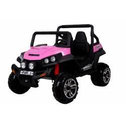 4X4 Buggy 24 V rose deux places