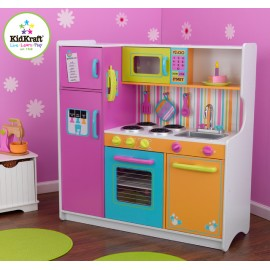 cuisine pour enfants jouets pour petite fille gar on. Black Bedroom Furniture Sets. Home Design Ideas