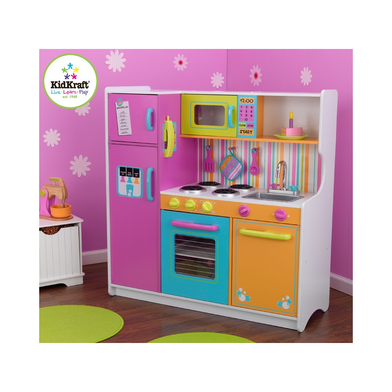 grande cuisine de luxe cuisine pour enfant. Black Bedroom Furniture Sets. Home Design Ideas