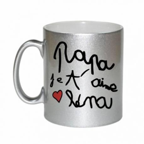 Mug écriture personnalisé