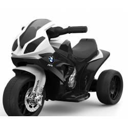 Moto électrique BMW S1000 RR 6 V noire- moto électrique pour enfant