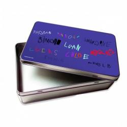 Boîte métal signatures