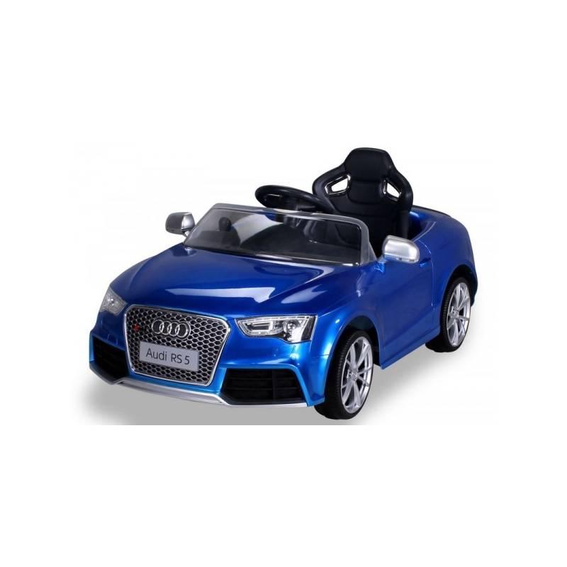 voiture lectrique pour enfant audi rs5 m tallis e bleue. Black Bedroom Furniture Sets. Home Design Ideas