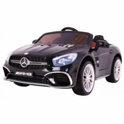 Voiture électrique pour enfant Mercedes SL65 noire