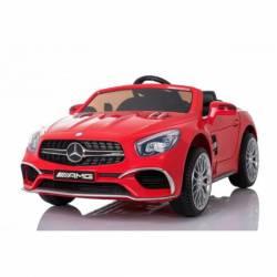 Voiture électrique pour enfant Mercedes SL65 rouge