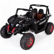 4X4 Buggy UTV-MX 24 V noir deux places