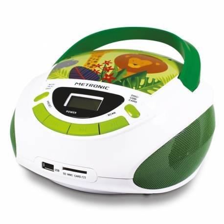 Radio CD MP3 Jungle