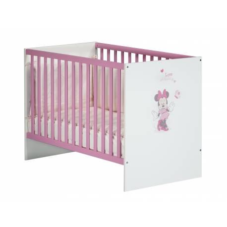 Lit pour bébé à barreaux Minnie