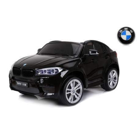 voiture électrique pour enfant BMW X6 M noire