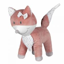 Peluche Renarde collection ophélia la licorne
