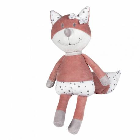 Peluche Renarde 30 cm collection ophélia la licorne
