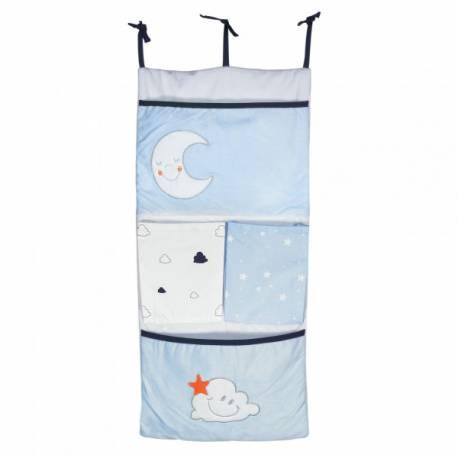 vide poche pour lit bébé collection dream