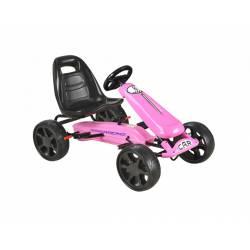 """Tricycle pour enfant évolutif """"explorer"""" rouge avec capote"""