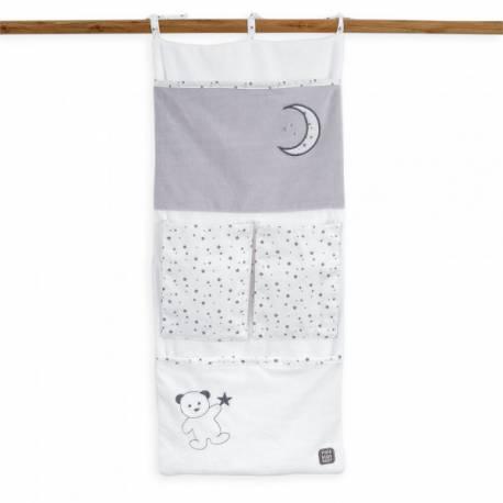 vide poche pour lit bébé collection Trois petits t'ours