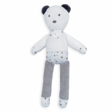 Peluche ours 30 cm collection Trois petits t'ours