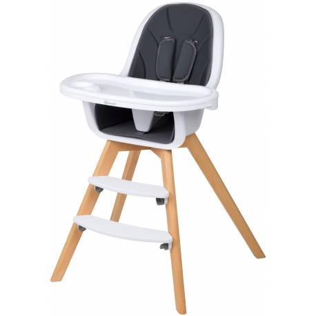 Chaise haute simple amadeus