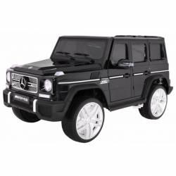 Voiture électrique pour enfant Mercedes Benz G AMG de luxe noir