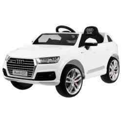 Voiture électrique pour enfant Audi Q7 silver