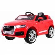 Voiture électrique pour enfant Audi Q7 S Line rouge