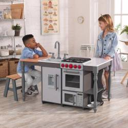 cuisine pour enfant Chef's cook N Creat Island