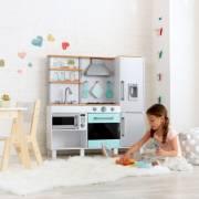Cuisine en bois pour enfant gourmet chef