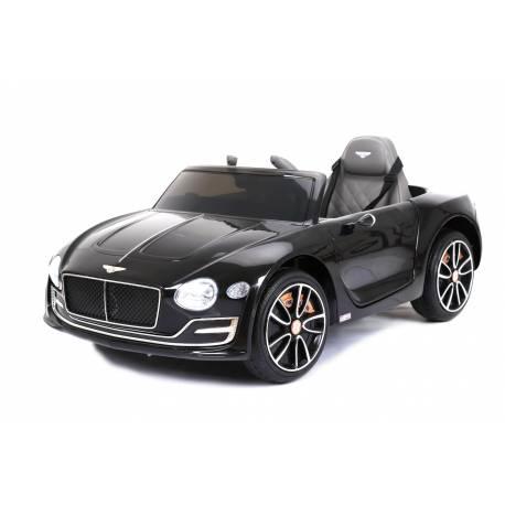 Voiture électrique pour enfant Bentley EXP 12 noire