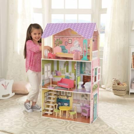 Maison de poupée Poppy