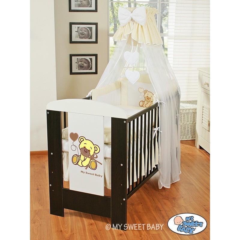 lit pour enfant parure de lit ours blanc lit pour avec matelas. Black Bedroom Furniture Sets. Home Design Ideas