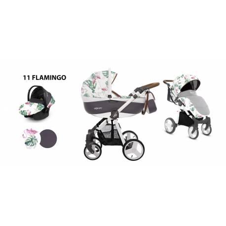 poussette trio mommy - 10 coloris