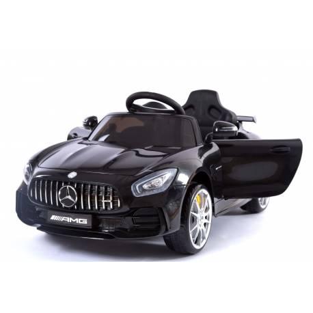 Voiture électrique pour enfant Mercedes Benz GTR noir