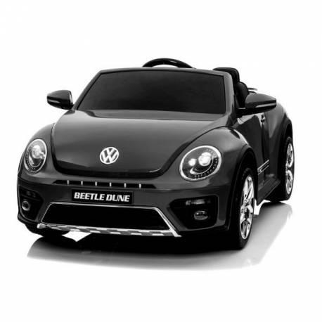 voiture électrique New Beetle 12 V noir