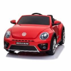 voiture électrique New Beetle 12 V rouge