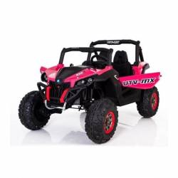 4X4 Buggy UTV-MX 24 V rose deux places