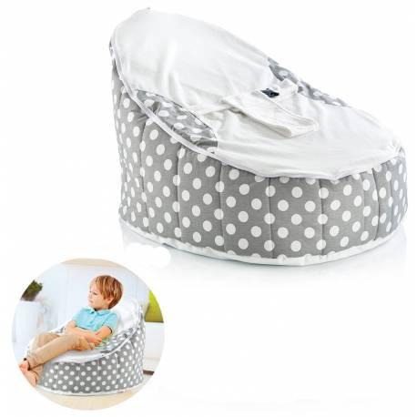 Transat pouf pour bébé Babyjem - 3 coloris