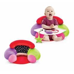 coussin d'éveil et de maintien pour bébé babyjem
