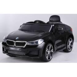 voiture électrique pour enfant BMW 6GT noire