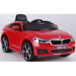 voiture électrique pour enfant BMW 6GT blanche
