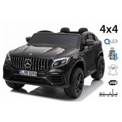 Voiture électrique pour enfant Mercedes AMG GLC noir