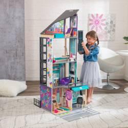 Maison de poupée Bianca City Life - Kidkraft